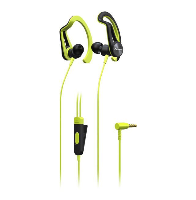 Pioneer SE E5T sports headphones